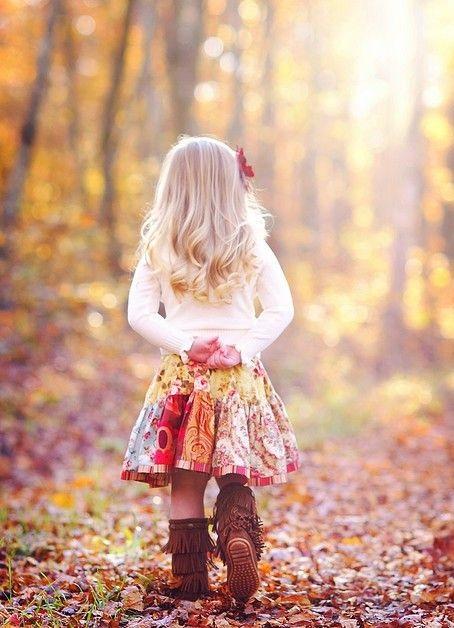 Есенни детски дрехи