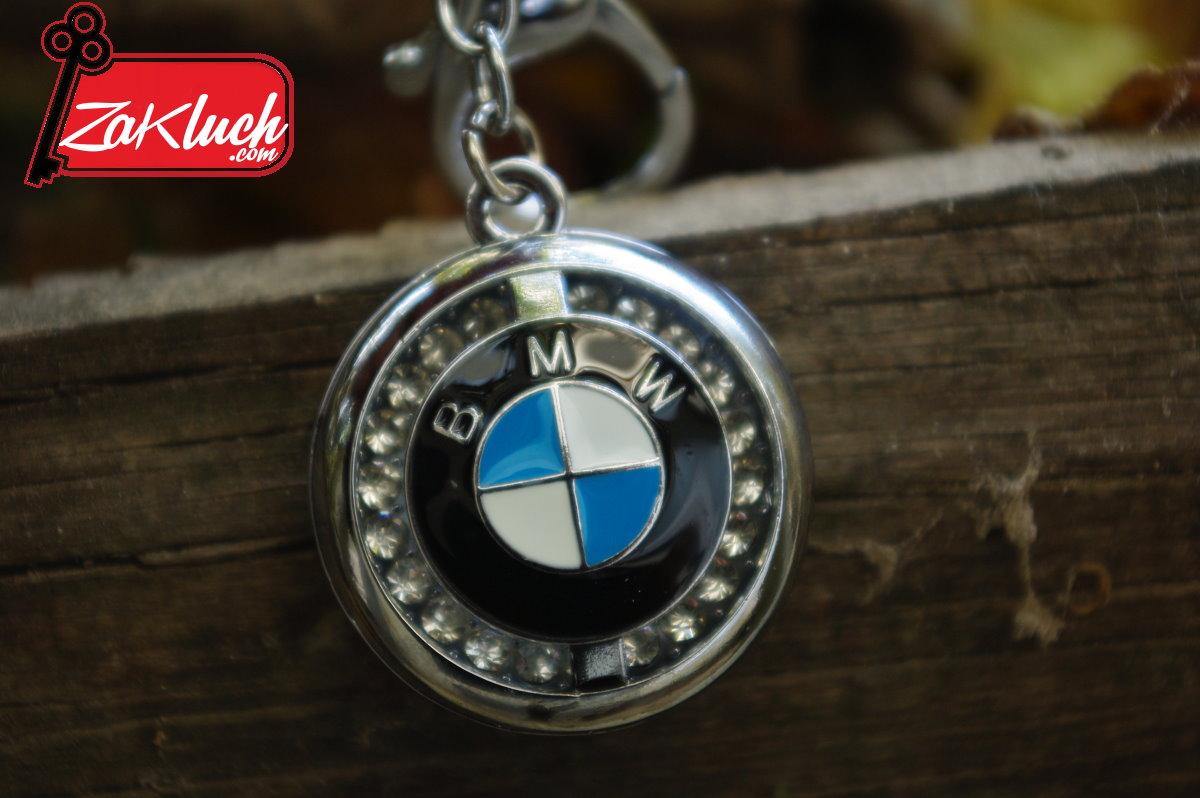 Различни модели ключодържатели за автомобили BMW