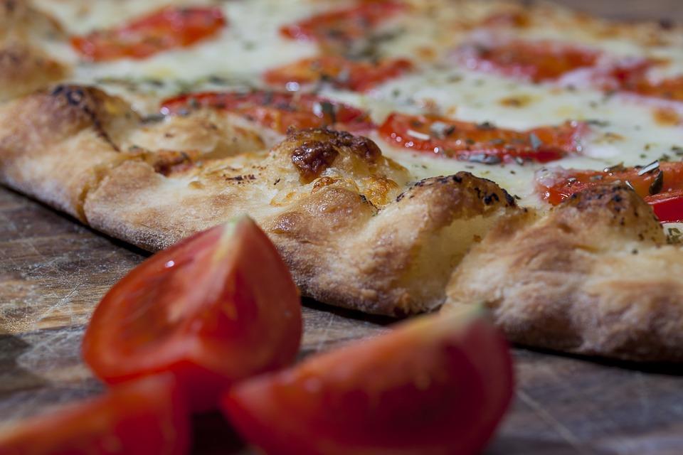 История на пицата